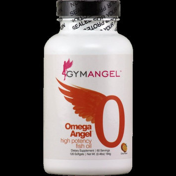 Gymangel Gym Angel Omega Angel Citrus 120ct
