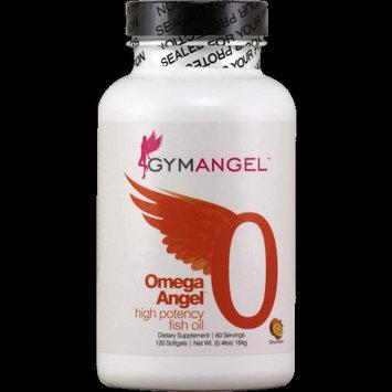 Gymangel Gym Angel Omega Angel Citrus 120ct