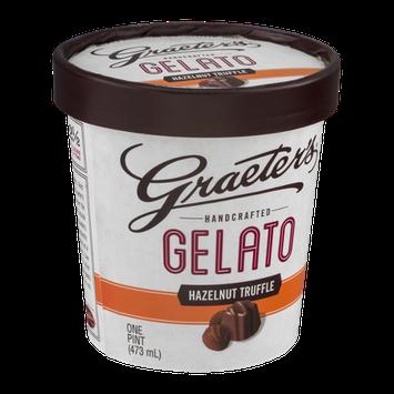 Graeter's Handcrafted Gelato Hazelnut Truffle