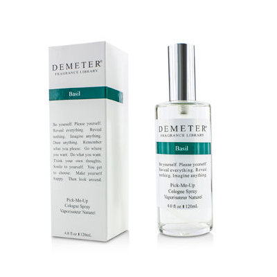Basil by Demeter for Women - 4 oz Cologne Spray