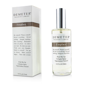 Fireplace by Demeter for Women - 4 oz Cologne Spray