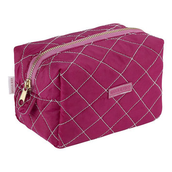 Belle Hop Cosmetic Case (Pink)