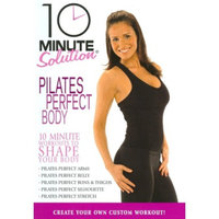 Anchor Bay Entertainment 10 Minute Solution: Pilates Perfect Body (DVD)