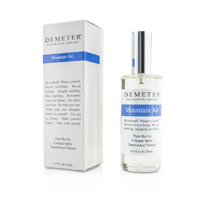 Mountain Air by Demeter for Unisex - 4 oz Cologne Spray