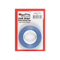 Striping Tape Blue 1/4