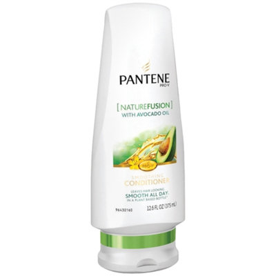 Pantene Pro-V Nature Fusion with Avocado Oil Smooth Conditioner, 12.6 oz