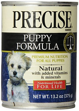 Precise Puppy Canned Dog Food