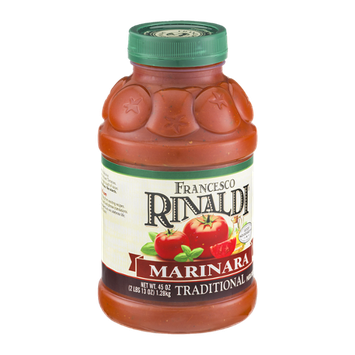 Francesco Rinaldi Traditional Pasta Sauce Marinara