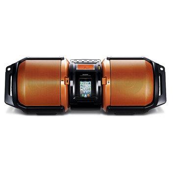 Sharp Portable Audio System SHA-GXM10 (Black)
