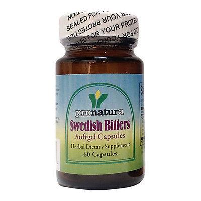 Pronatura Swedish Bitters 60 Caps
