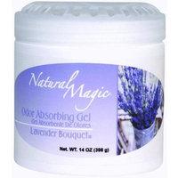 Magic American/Natural Magic/SCI Odor Blaster Odor Absorbing Gel Lavender Scent Plastic Tub 14 Oz
