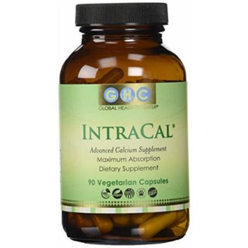 IntraCal Calcium 90 caps by Global Healing Center