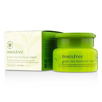 Innisfree - Green Tea Moisture Cream 50ml
