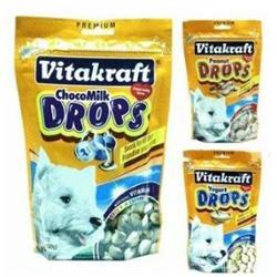 Vitakraft Banana Drops for Dogs - 8.8 oz.
