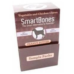 Petmatrix SmartBones Dog Treat - Large PnutBtr 3 Pack