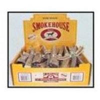 Smokehouse Dog Treat Bully Stick 12 Display 60Ct
