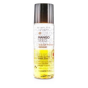 The Face Shop Mango Seed Moisturizing Lip & Eye Remover 110ml/3.72oz