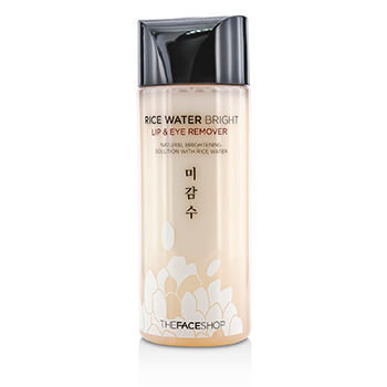 The Face Shop Rice Water Bright Lip & Eye Remover 120ml/4.05oz