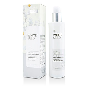 The Face Shop White Seed Real Whitening Lotion 125ml/4.2oz