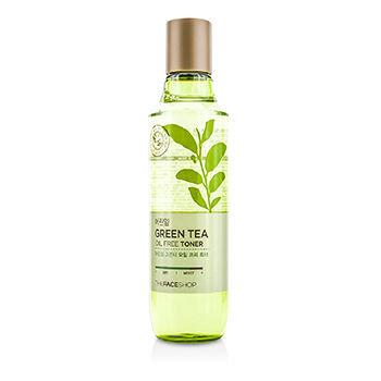 The Face Shop Baby Leaf Green Tea Oil Free Toner 150ml/5.07oz