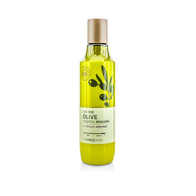 The Face Shop Olive Essential Emulsion 150ml/5.07oz