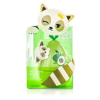 The Face Shop Protect Me Hand Cream - #02 Lesser Panda (Avocado) 30ml/1oz
