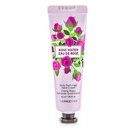 The Face Shop Daily Perfumed Hand Cream # 01 Rose Water