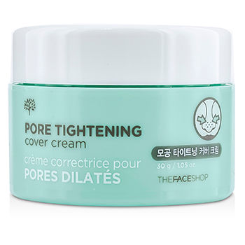 The Face Shop Pore Tightening Cover Cream 30g/1.05oz
