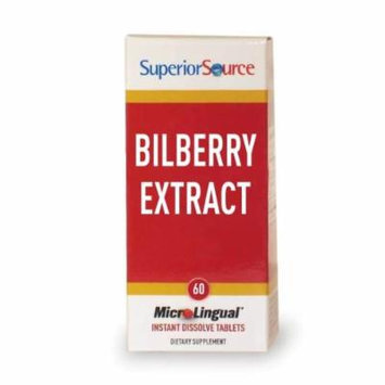 Superior Source Bilberry Extract (100 tablets)