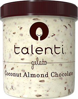 talenti® Coconut Almond Chocolate Gelato