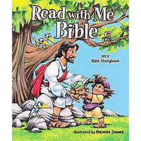 Read With Me Bible (Revised / Updated) (Hardcover)
