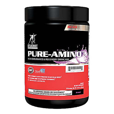 Betancourt Nutrition, Pure Amino Grape 28 Servings