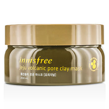 Innisfree - Jeju Volcanic Pore Clay Mask (Jar) 200ml