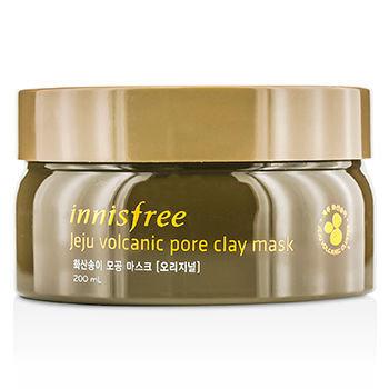 Innisfree - Jeju Volcanic Pore Clay Mask (Jar) 200ml