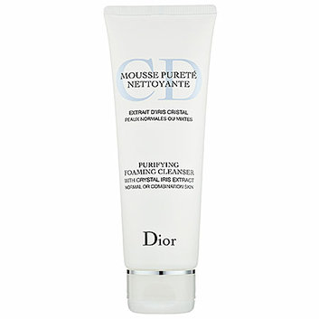 Dior Purifying Foaming Cleanser with Crystal Iris Extract 4.3 oz