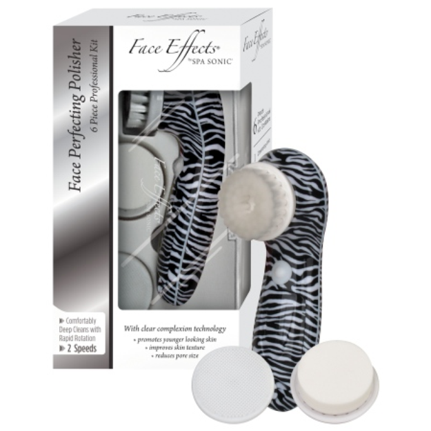 Target Exclusive: Face Effects by Spa Sonic Skin Care System - Zebra