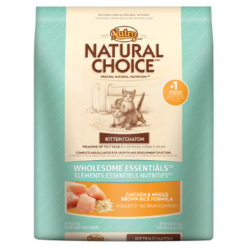 Nutro Natural Choice NUTROA NATURAL CHOICEA Wholesome Essentials Kitten Food