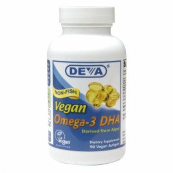 Deva Vegan Vitamins Vegan Omega-3 DHA