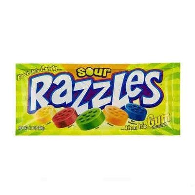 Concord Confections Razzles Candy/Gum - 1.4 oz (24 pack)