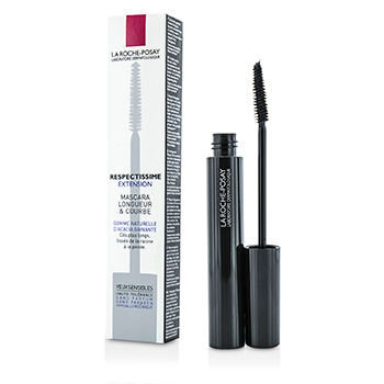 La Roche-Posay Respectissime Extension Length & Curl Mascara Black 8.4 ml