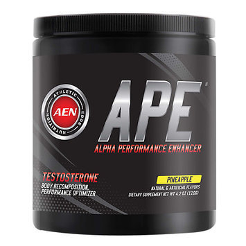 ATHLETIC EDGE NUTRITION APE, Pineapple, 20 Servings