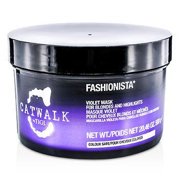 TIGI Catwalk Fashionista Violet Mask 20.46 oz