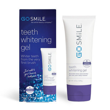 GO SMiLE Teeth Whitening Gel (Blue)