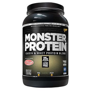 Cytosport - Monster Protein Casein & Whey Blend Strawberry - 2 lbs.