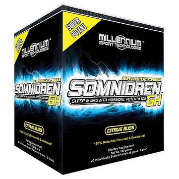 Millennium Sport Technologies Somnidren GH Citrus Bliss 20 Packets