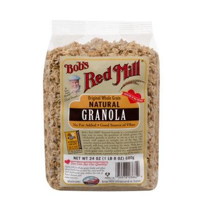 Bob's Red Mill Natural Granola 24 oz