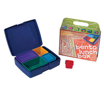 Laptop Lunches Bento Lunch Box 2.0 in Primary