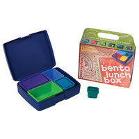 Laptop Lunches Bento Lunch Box 2.0 in Berry Blue