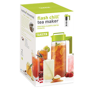 Takeya Flash Chill Iced Tea Maker Boxed Set