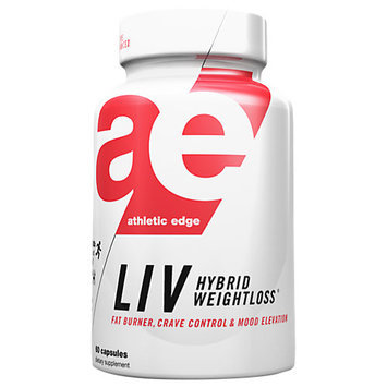Athletic Edge Nutrition, LIV 60 Veggie Capsules
